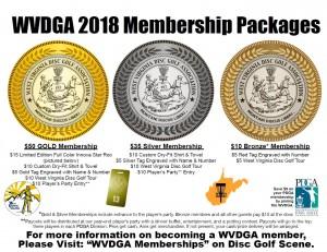 WVDGA Memberships 2018 graphic