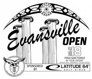 Evansville Open 2018 Sponsored by Latitude 64 (GDG $5k/$10k Event) graphic