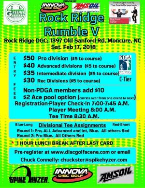 Spike Hyzer's: Rock Ridge Rumble graphic