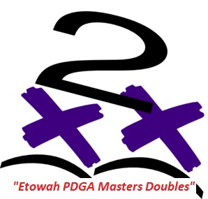 """Etowah PDGA Doubles"" graphic"