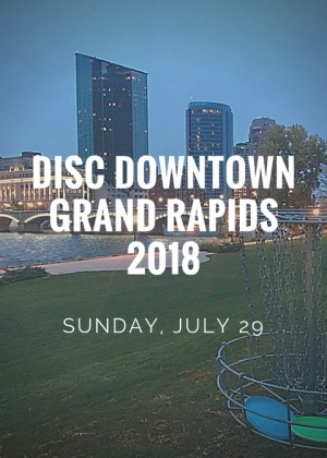 Disc Downtown Grand Rapids graphic