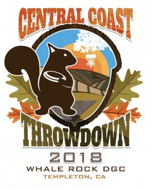 Central Coast Throwdown graphic