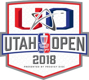 DGPT Utah Open Presented by Prodigy Disc graphic
