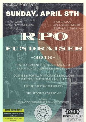 Evans Tile Design RPO Fundraiser graphic