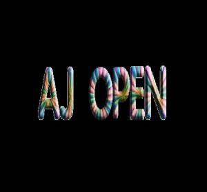 AJ Open graphic
