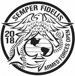 Armed Forces Open graphic