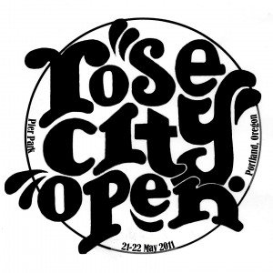 Rose City Open graphic