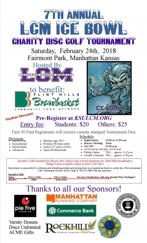 7th Annual LCM Ice Bowl graphic