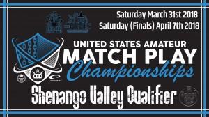 Dynamic Discs US Amateur Match Play SVDGA Qualifier graphic