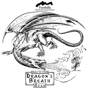 Dragons Breath Open graphic