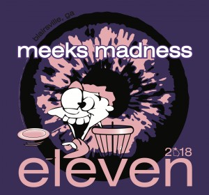 Meeks Madness 11, GSS #1 graphic