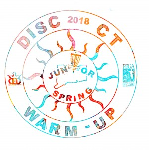 Disc CT Junior Spring Warm-Up Sponsored by Dynamic Discs & Vernon Parks and Rec graphic