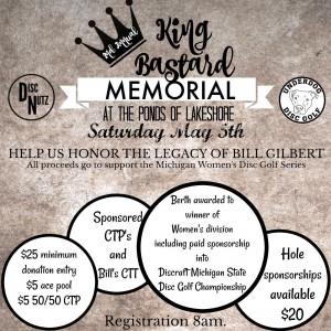 King Bastard Memorial graphic