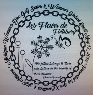 Women's Global Event - MWS - Les Fleurs de Fallasburg III graphic