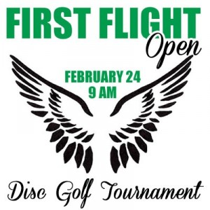 4th Annual  FIRST FLIGHT OPEN graphic