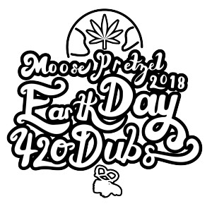 Earth Day 420 DUBS graphic