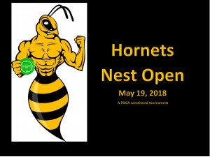 2018 Hornets Nest Open - Mt. Sterling, IL graphic