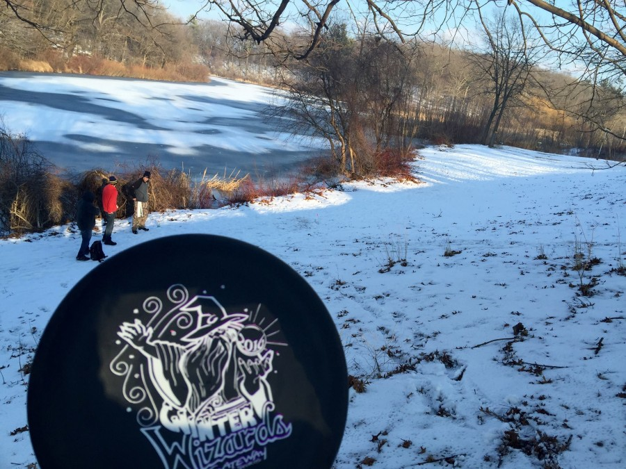 3rd Annual Gateway Winter Wizard Challenge 2018 Goofy Disc Golf