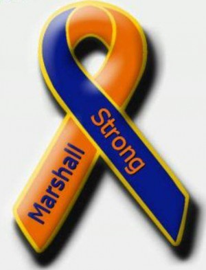 Marshall Strong graphic