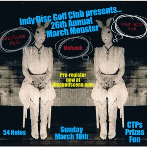 26th Annual March Monster graphic