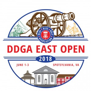 Deaf DDGA East Open DEO18 graphic