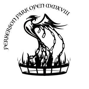 Perkerson Park Open 2018 graphic