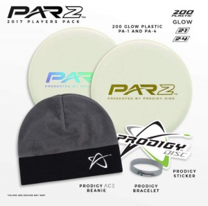 Par2 at CSI Presented by Prodigy Disc graphic