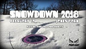 Snowdown! graphic
