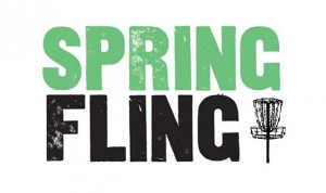 5th Annual Spring Fling Sponsored by Dynamic Discs graphic
