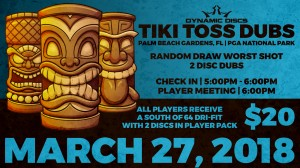 Tiki Toss Dubs presented by Latitude 64 graphic