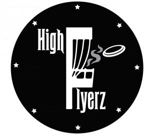 High Flyerz 2018 Bag Tag Distribution Tournament graphic