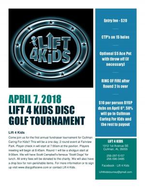 Lift 4 Kids graphic