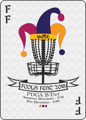 2018 FDR Fools Fest  - Amateur Divisions graphic