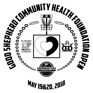 Good Shepherd Community Health Foundation Open Presented By Dynamic Discs graphic