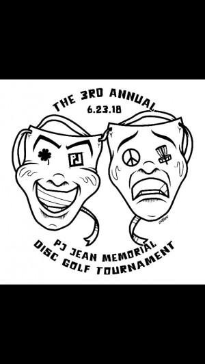The 3rd Annual PJ Jean Memorial graphic