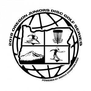 Oregon Juniors Disc Golf Championship Driven by Innova graphic