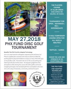 2018 PHX Fund graphic