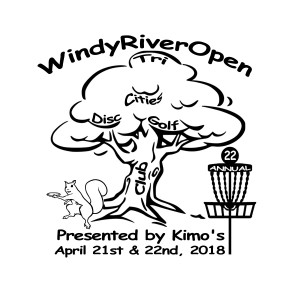 22nd Annual Windy River Open presented by Kimo's graphic