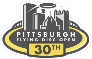 The 2018 Amateur Pittsburgh Flying Disc Open Presented by INNOVA graphic