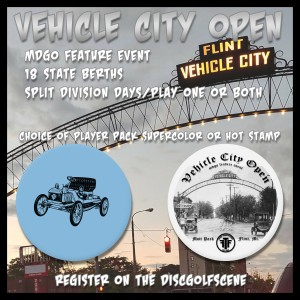 Vehicle City Open (Pro Masters, MA1, MA3, MG1, All Junior Divisions) graphic