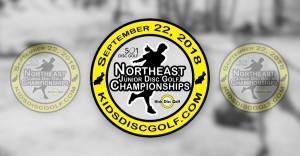 Northeast Junior Disc Golf Championships graphic