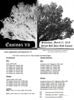 Equinox VI graphic
