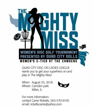 The Mighty Miss graphic