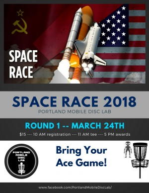 SpAce Race 2018! Round 1 graphic
