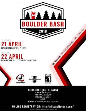 2018 Boulder Bash - MPO & MA1 graphic
