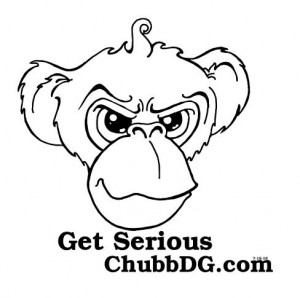 Chubb Disc Golf Presents..... No More Monkey Business 2018 graphic