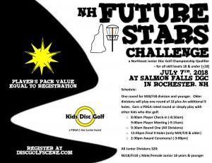 New Hampshire Future Stars Challenge graphic