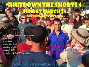 Shutdown The Shorts 4 graphic