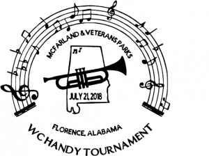 WC Handy Tournament graphic