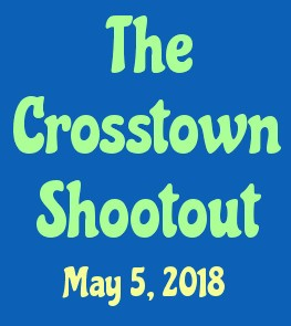 The Crosstown Shootout - All Men's Open Divisions and MA1 graphic